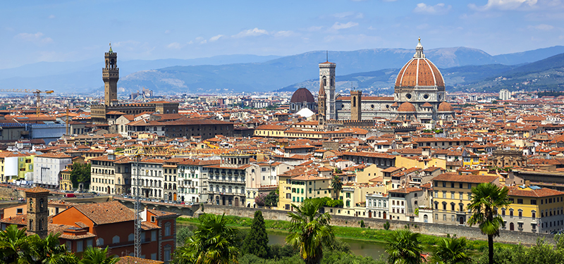 The Luxurious heart of Florence