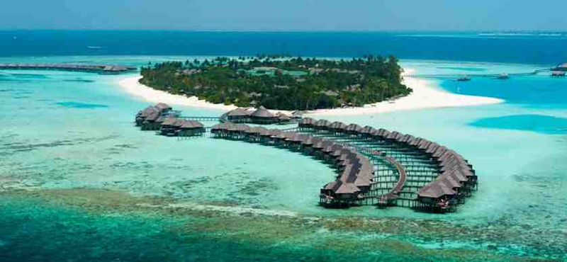 Mosaic holidays for Hilton hotels in maldives