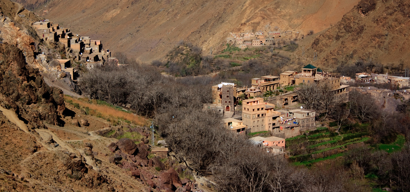 72hrs in Atlas Mountains