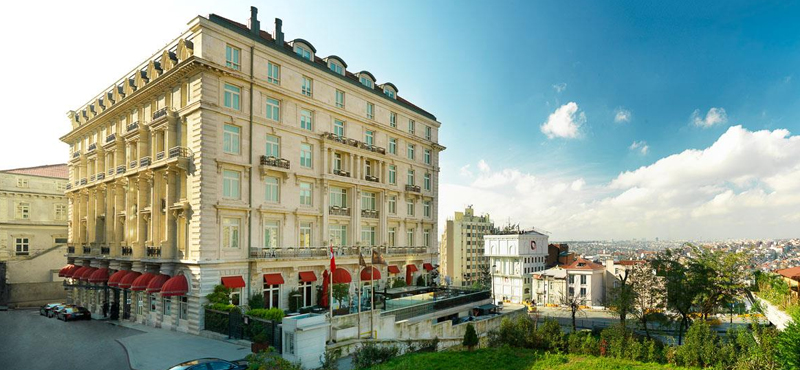 Mosaic holidays for Taksim pera orient hotel